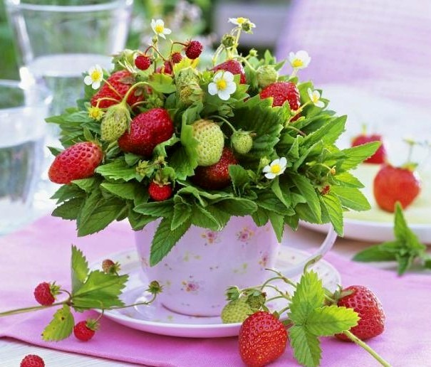 TIPS FOR EASY SPRING TABLE DECORATIONS