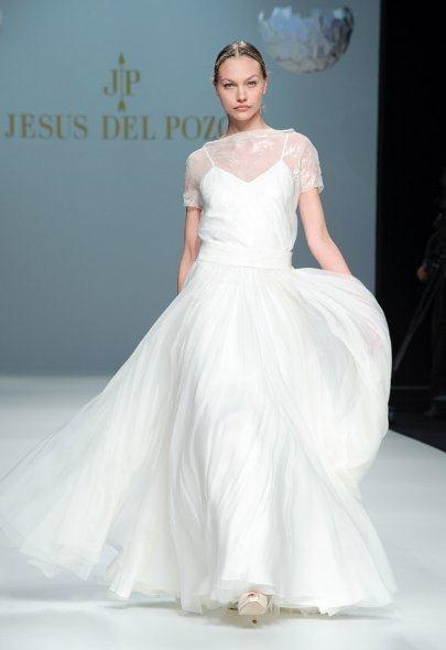 dress of the week jesus del pozo style weddings events los