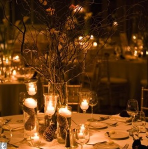 Rustic-Wedding-Centerpieces - Style Weddings & Events - Los Cabos