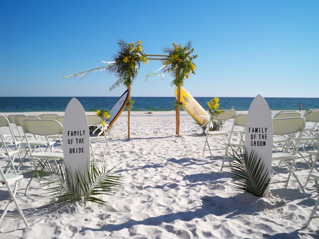 Beach Wedding Decor Ideas: Bamboo Arbors - Style Wedd & Events - Los Cabos