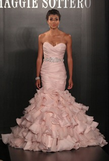 MAGGIE SOTTERO RUNWAY SHOW