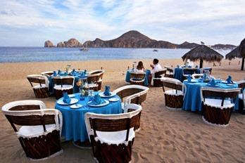 medano beach los cabos wedding