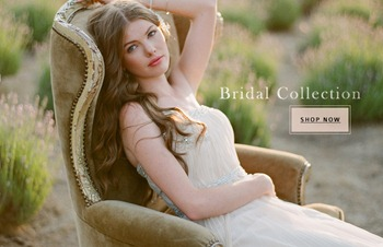 ruche wedding dresses and accessories