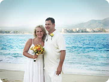 wedding vows Cabo