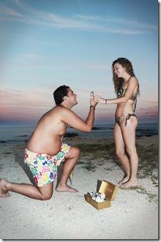 Cabo weddign proposal