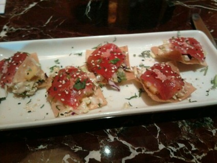 cabo tuna tostadas