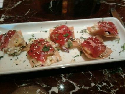 cabo tuna tostadas