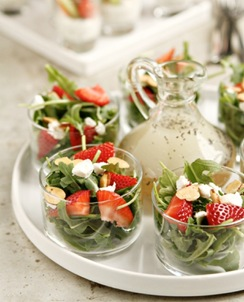 mini salads
