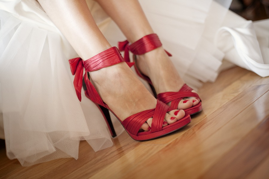 Red Weding Shoes 012 - Red Weding Shoes