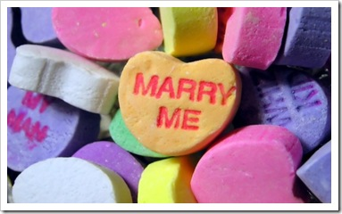 marry me candy