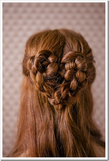 valentine cabo wedding hair
