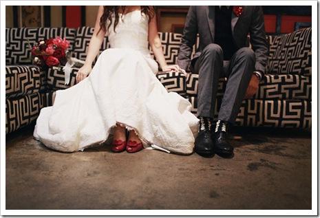 valentine wedding inspiration