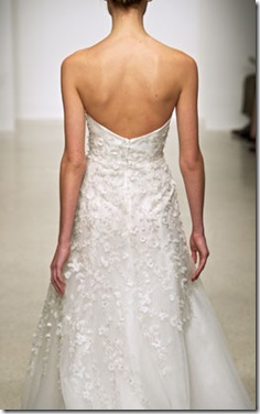 Christos Skye wedding dress