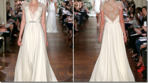 Jenny Packham Princess Kate wedding dress