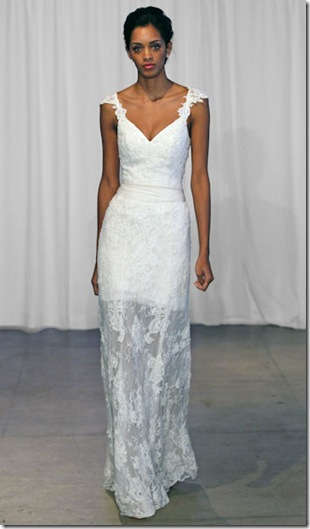 KELLY FAETANINI SS13 BRIDAL FASHION WEEK 10/15/2012