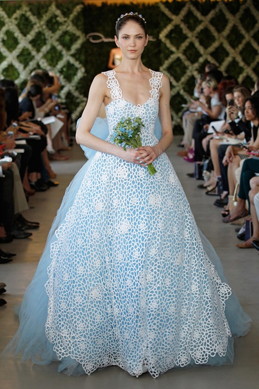 Bridal Fashion Week Spring 2013 wedding dress trend\'s - Style ...