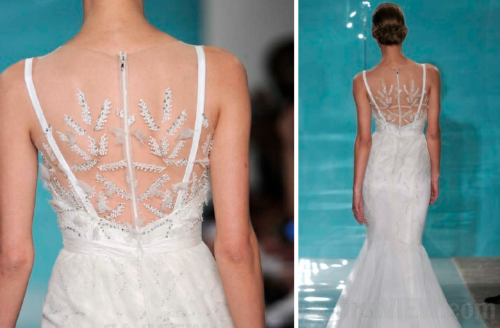Bridal Fashion Week Spring 2013 wedding dress trend\'s - Style ...