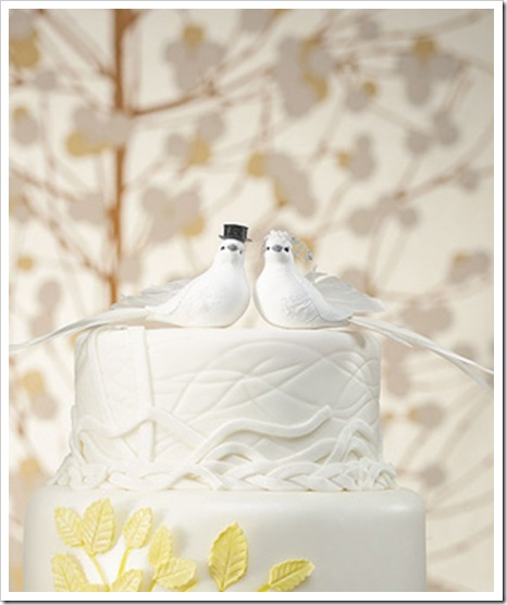 2013 wedding cake topper trend