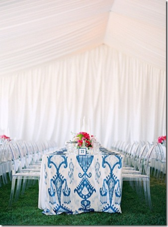 ikat table