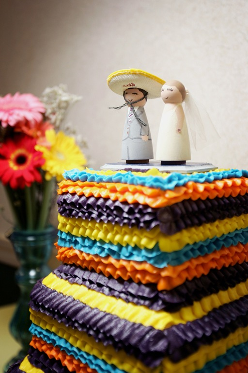 2013 wedding cake topper trend! - Style Weddings & Events - Los Cabos ...