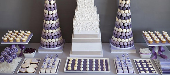Candy bars and dessert tables! - Style Weddings & Events - Los ...